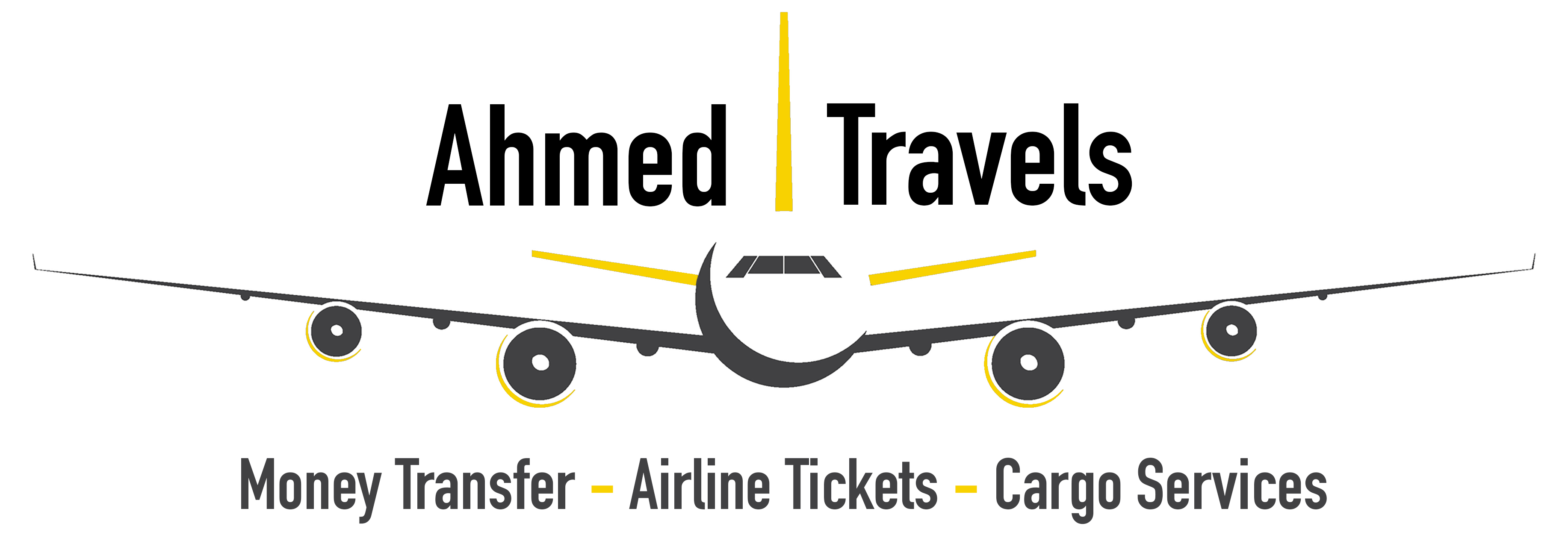 Ahmed Travels - Home